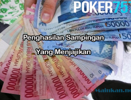 Trik Menambah Penghasilan Dengan Bermain BandarQ Poker757