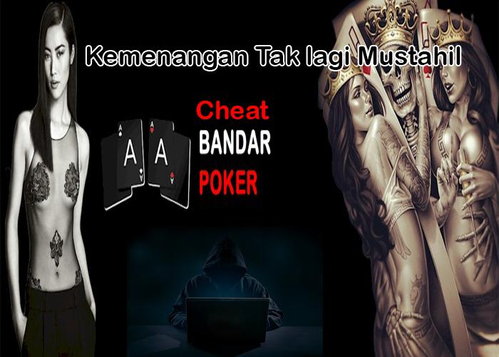 Trik Menggunakan Cheat Bandar Poker Android Terbaru