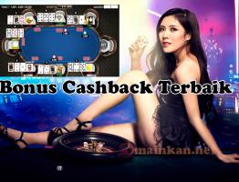 Bonus Cashback Terbaik Agen Sakong Online itu99