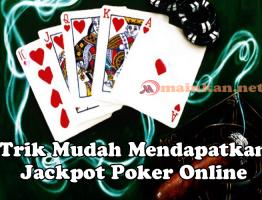 Trik Jitu Bermain Poker Agar Dapat Jackpot Agen itu99