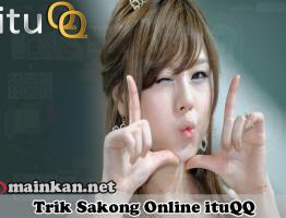 Trik Menang Bermain Sakong Online ItuQQ