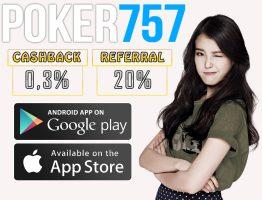 Agen BandarQ Online Indonesia Poker757