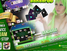 Agen Judi Poker Online Indonesia KlikBandar88