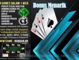 Bonus Menarik Agen Judi Online Poker757