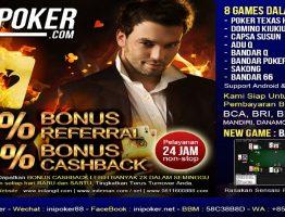 Situs Judi Poker Online Terbaik Agen IniPoker