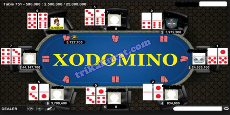 Cara Bermain Judi Domino99 Online Agen XoDomino