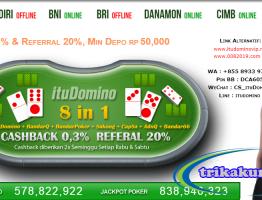 Kontak Agen Judi Poker Online ituDomino