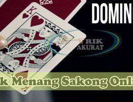 Trik Menang Bermain Sakong Online Agen Domino757