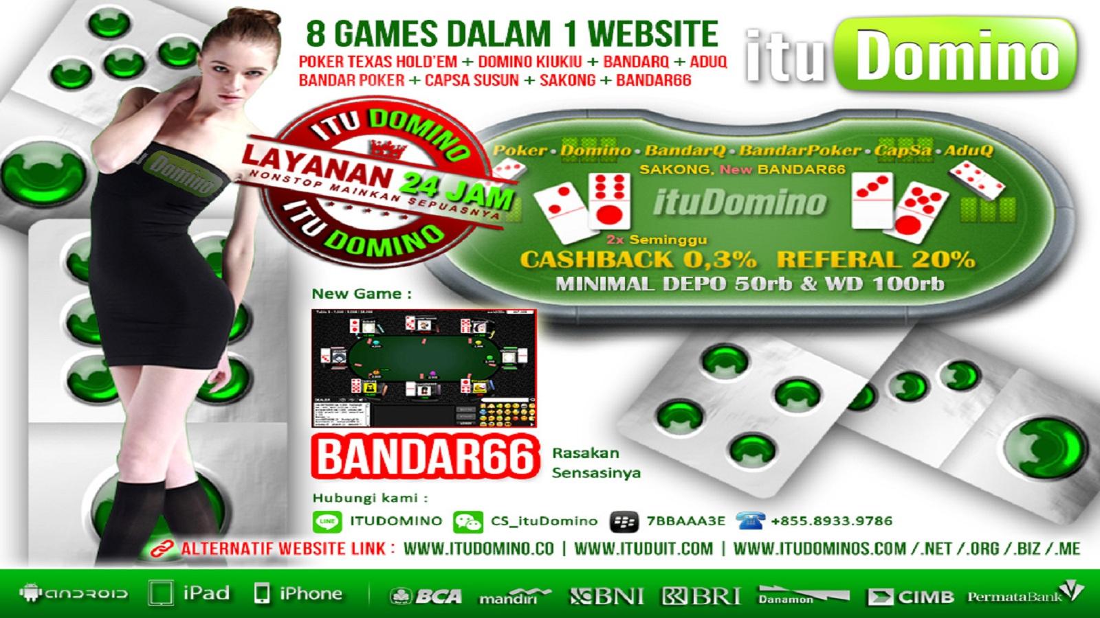 Situs Domino 99 Online Terpercaya Agen ituDomino