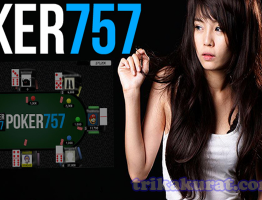 Agen Poker Online Terbesar Indonesia Poker757