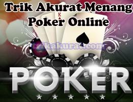 Cara Ampuh Menang Poker Online Agen iniPoker