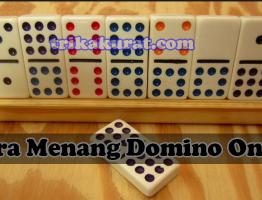 Cara Menang Bermain Domino Online Agen iniPoker