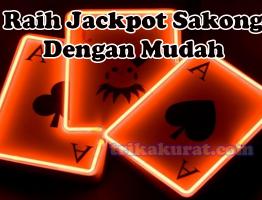 Cara Mudah Mendapatkan Jackpot Sakong Agen ituPoker