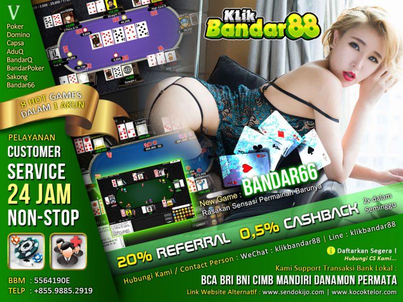 Livechat Domino KlikBandar88
