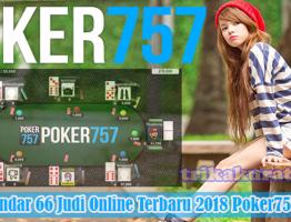 Situs Adu Balak Bandar 66 Online Poker757