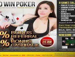 Situs Judi Poker Online Indonesia Agen IndowinPoker