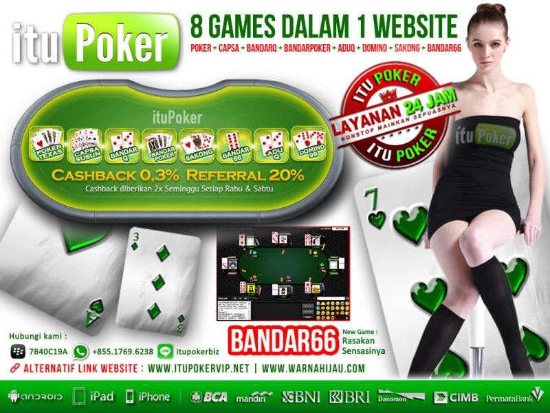 Livechat Domino ituPoker