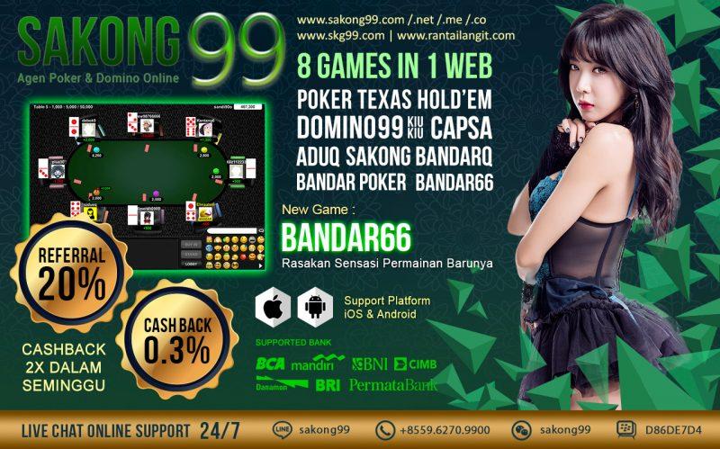 Livechat Sakong Sakong99