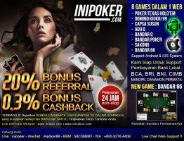 Live Chat Poker Online iniPoker