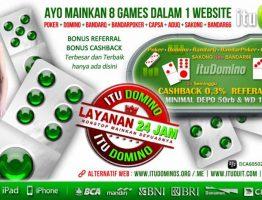 Livechat Poker Online ituDomino