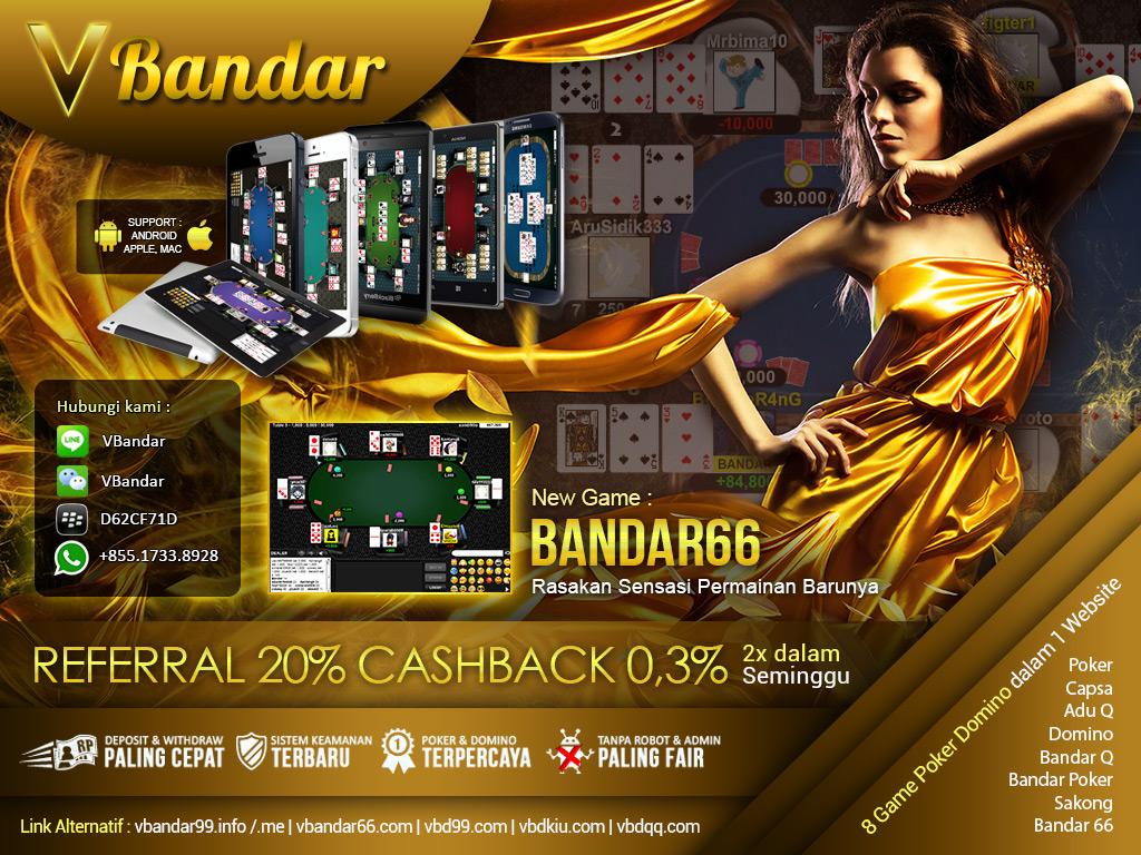 Live Chat Bandar66 VBandar