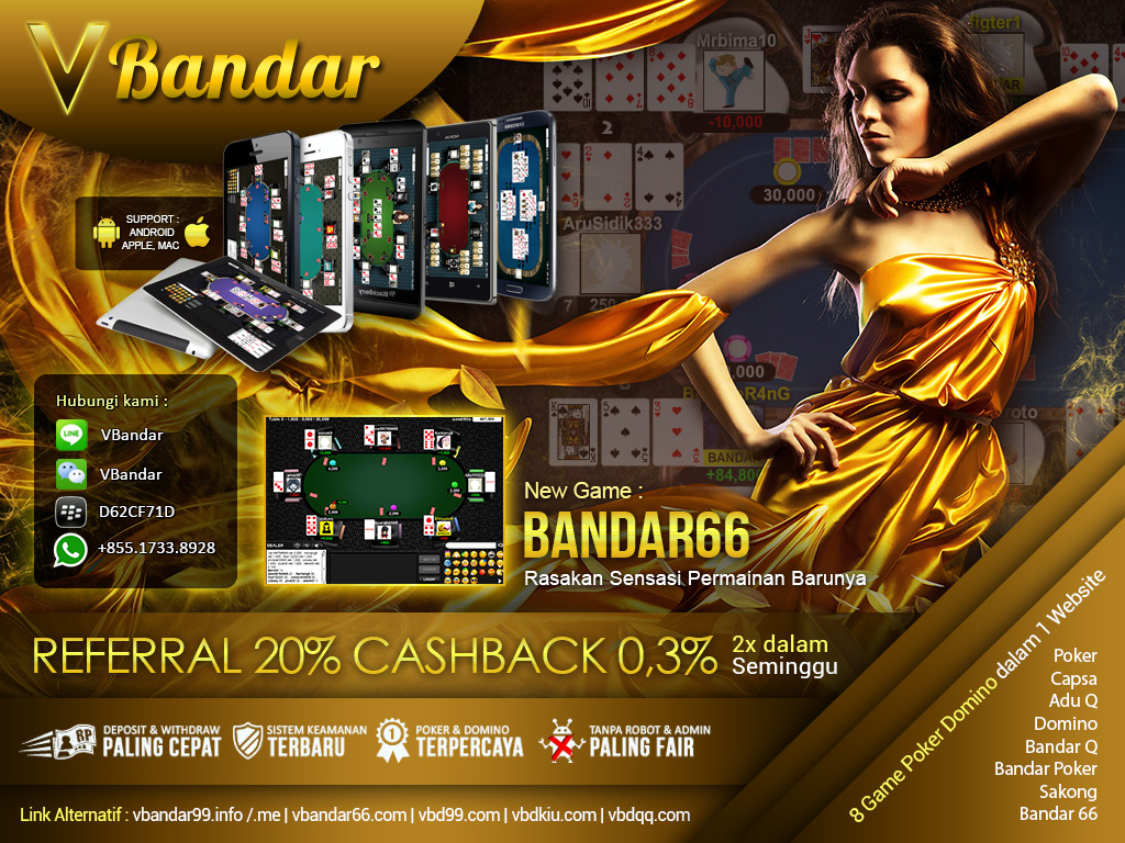 Live Chat BandarQ VBandar