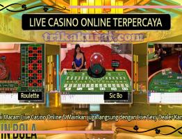 Agen Live Casino Terpercaya IndowinBola