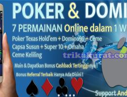 Agen Poker Online Terbaik Bola57
