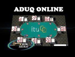 Menang Bermain AduQ Online Agen ituQQ