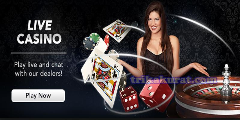 Trik Bermain Live Casino Agen Asli4D