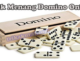 Trik Menang Domino Online Agen VBandar