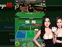 Agen Baccarat Live Casino Mobile Dermaga4D
