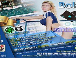 Agen Judi Domino Online Bola57