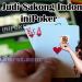 Agen Judi Sakong Indonesia iniPoker