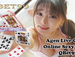 Agen Live Casino Online Sexy Dealer QBet99
