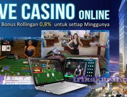 Agen Live Casino Sbobet Bola57