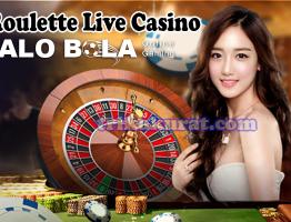 Agen Roulette Live Casino Terpercaya NaloBola