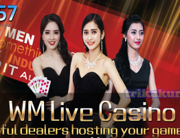 Agen WM Casino Indonesia Bola57