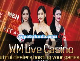 Agen WM Casino Terpercaya QBet99