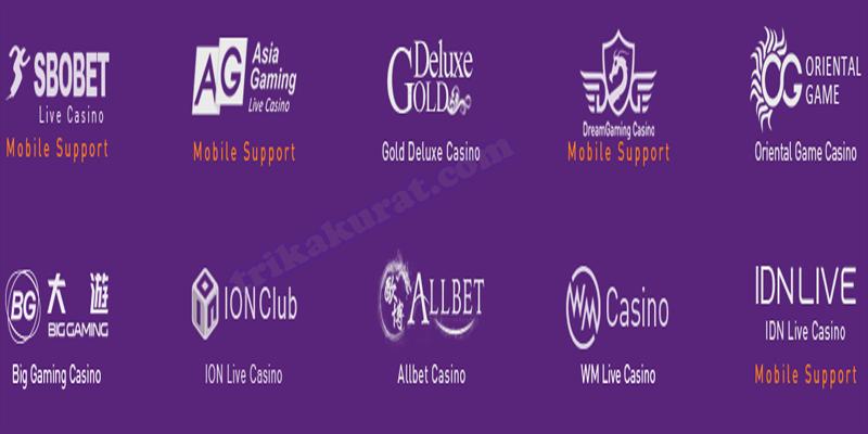 Bonus Rollingan Live Casino Terbesar QBet99