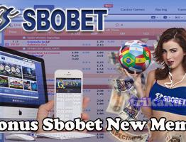 Bonus Sbobet New Member Agen QBet99