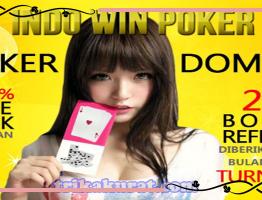 IndowinPoker Agen Domino Terpercaya