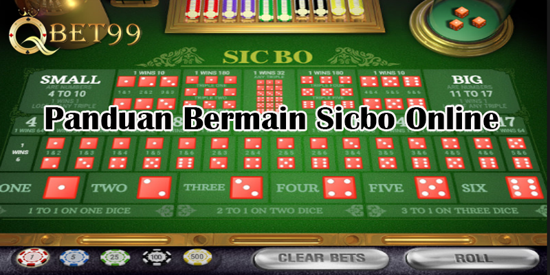 Panduan Bermain Sicbo Online Agen QBet99