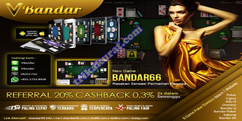 Situs Terbaik Poker Online VBandar