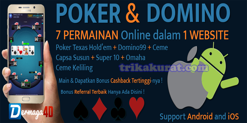 Agen Judi Poker Indonesia Dermaga4D