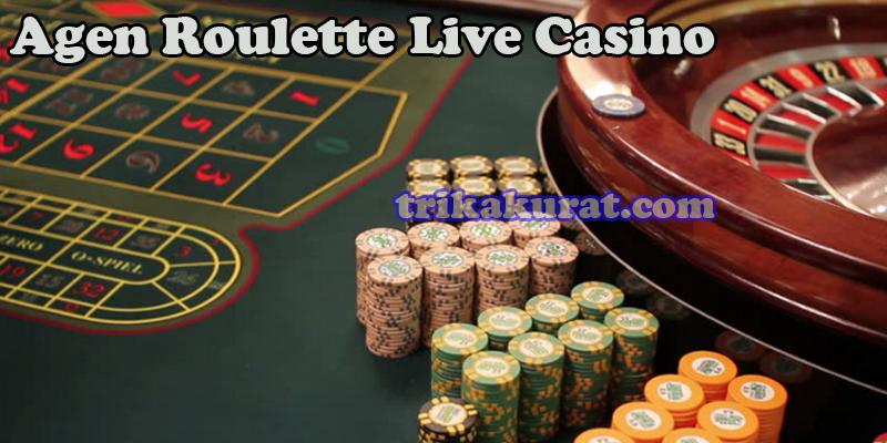 Agen Roulette Live Casino Sbobet IndowinBola