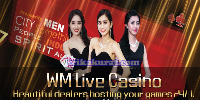 Agen WM Casino Terbaik Indonesia IndowinBola