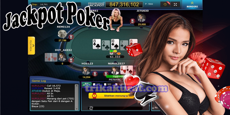 Cara Mudah Menang Jackpot Poker Agen IndowinBola