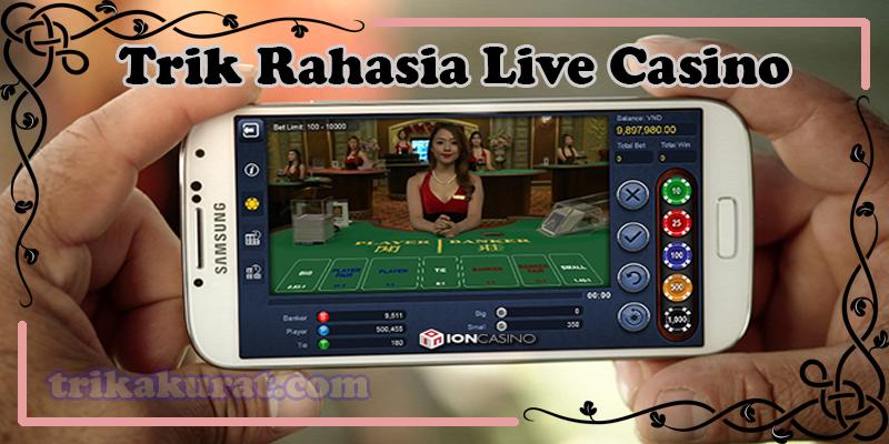 Cara Termudah Menang Live Casino QBet99