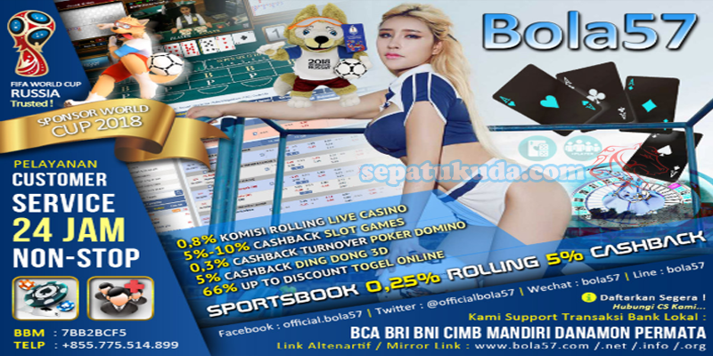 Livechat Poker Online Bola57